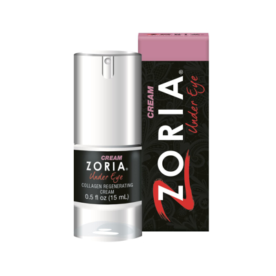 Picture of Zoria Under Eye Collagen Regenerating Cream - 0. 5 fl oz