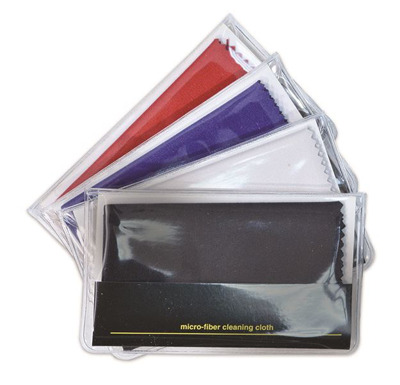 Picture of Soft Cloth Lens Cleaner - Plain - Ea